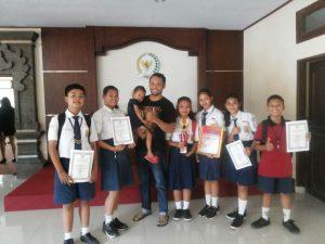 Official Website SMP Negeri 2 Semarapura » SPENDARA RAIH JUARA III